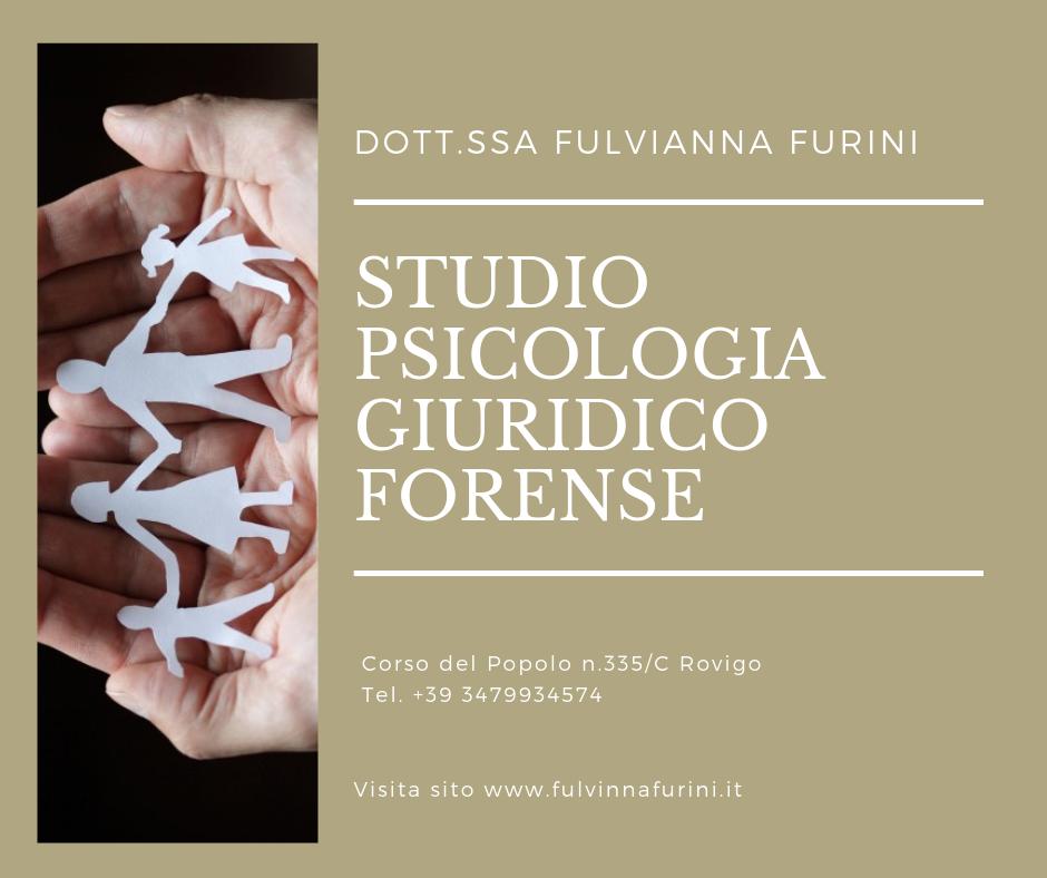 ATTIVITA' - Dr.ssa Fulvianna Furini